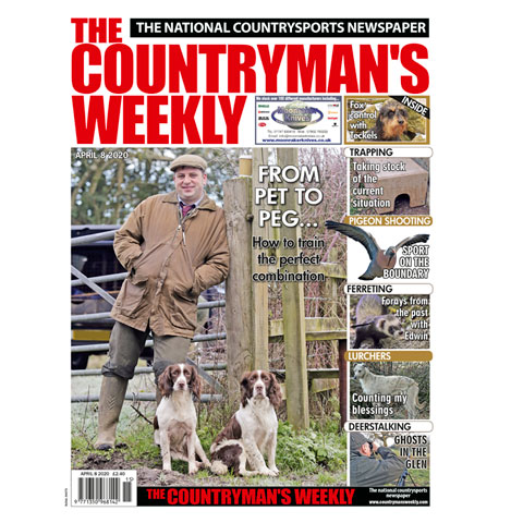 THE COUNTRYMAN'S WEEKLY