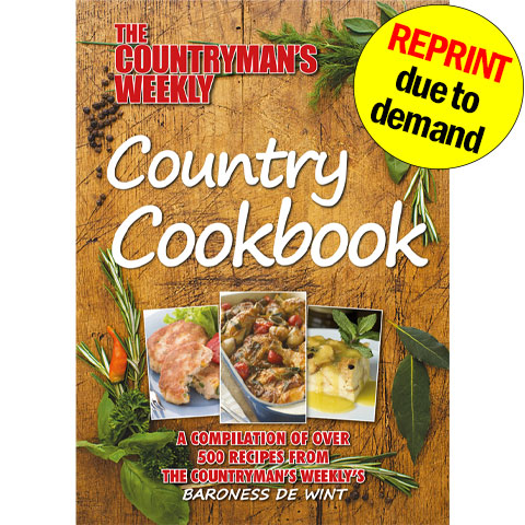 Country Cookbook Vol 1