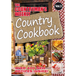Country Cookbook Vol 3