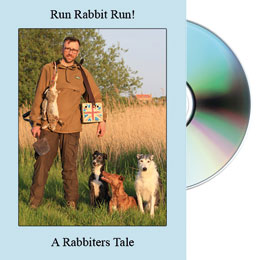Simon Whitehead - Run Rabbit Run DVD