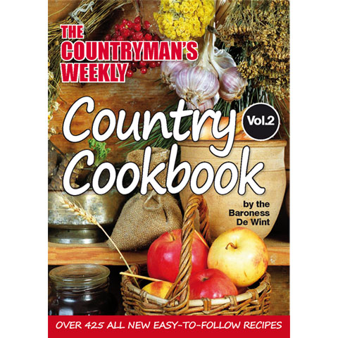 Country Cookbook Vol 2
